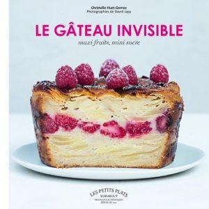 Livre gâteau invisible