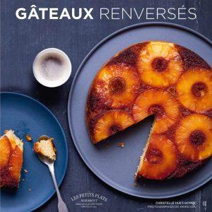 Livre gâteaux renversés